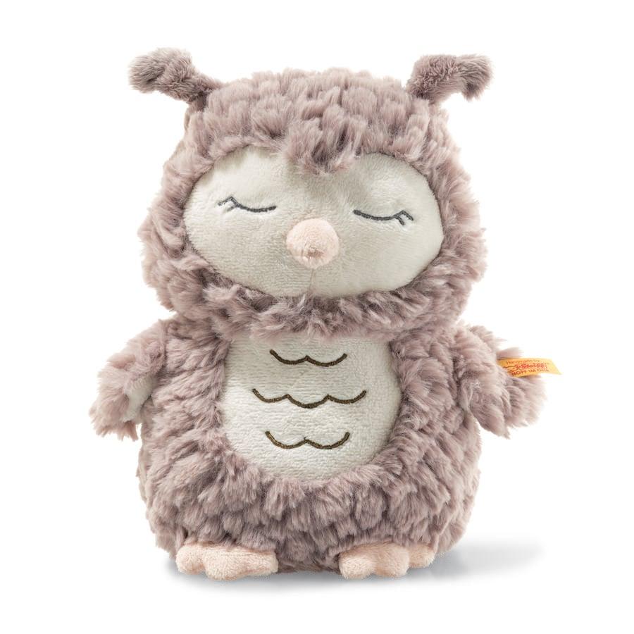 Steiff Peluche hibou Ollie Soft Cuddly Friends