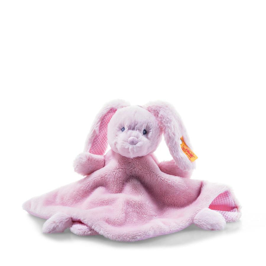 Steiff  Suave pañuelo de peluche Friend conejo Belly 26 cm