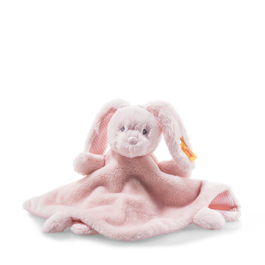 Steiff Soft Cuddly Friends Schmusetuch Hase Belly 26 cm