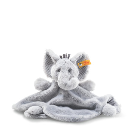 Steiff Soft Cuddly Friends mazlení látkou slona Ellie 26 cm