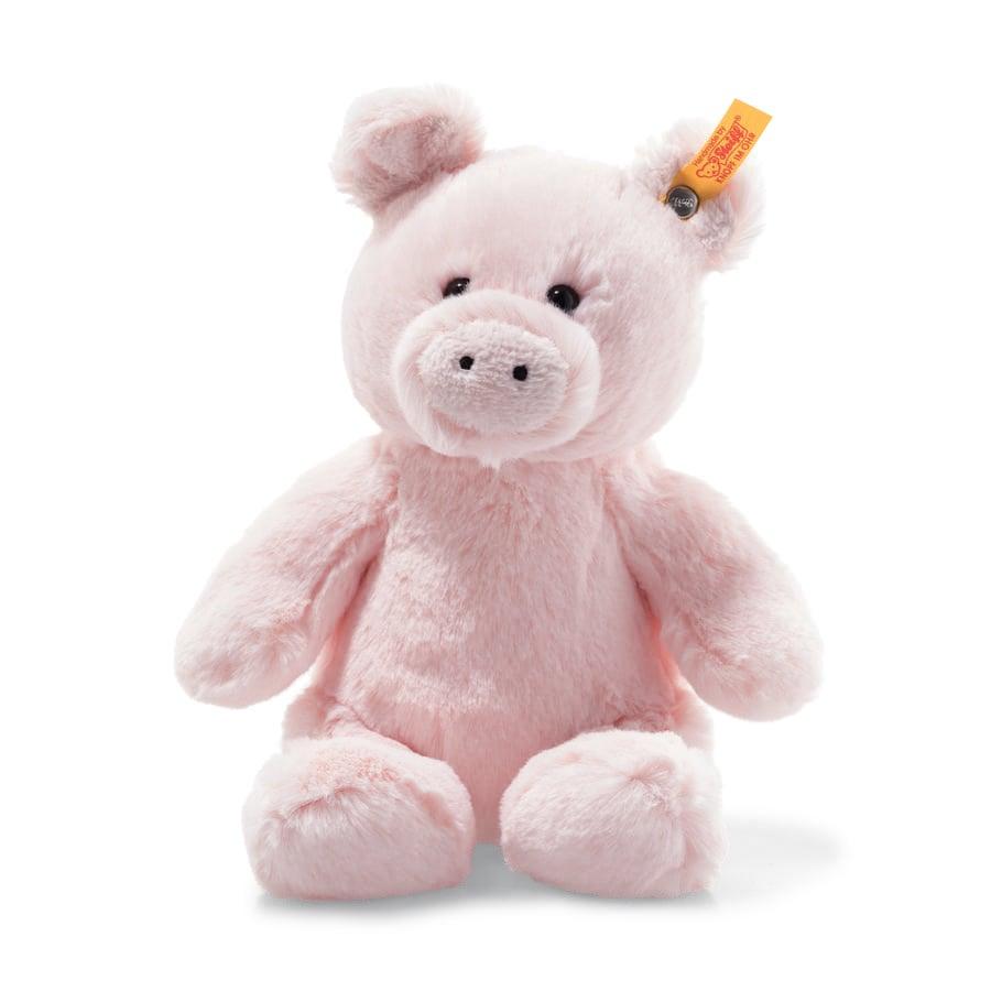 Steiff Soft Cuddly Friends prasátko Oggie 18 cm