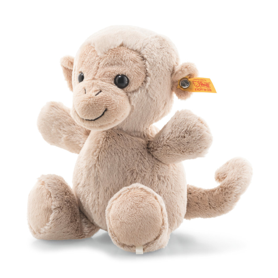 Steiff Soft Cuddly Friends Abe Koko 22 cm