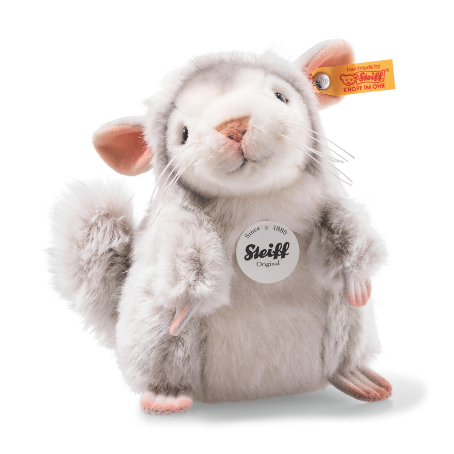 Steiff Protect Me Chinchilla Chinchi 18 cm