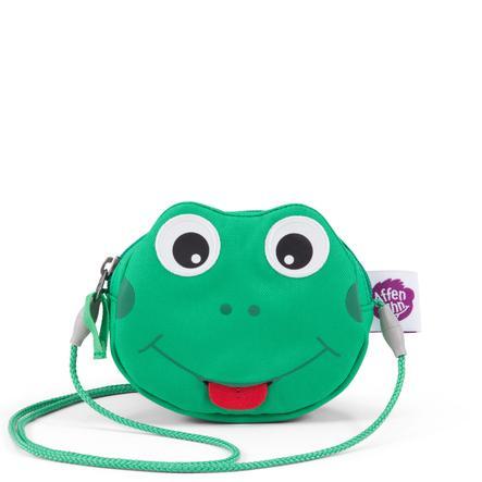 Affenzahn Porte-monnaie Finn la grenouille, vert