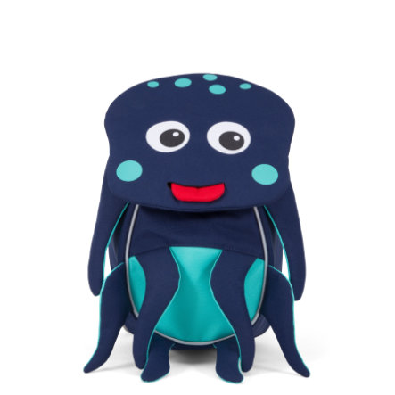 Affenzahn Små Venner - Børnerygsæk: Oliver blæksprutte