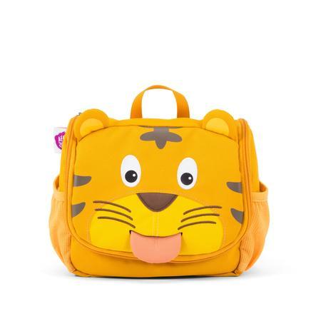 Affenzahn Washbag Timmy Tiger - yellow