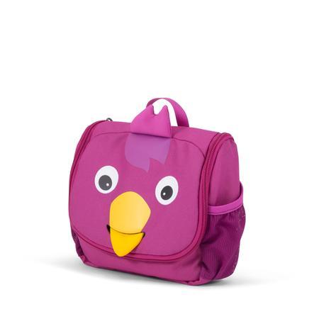 Affenzahn Trousse de toilette Bella l'oiseau, violet
