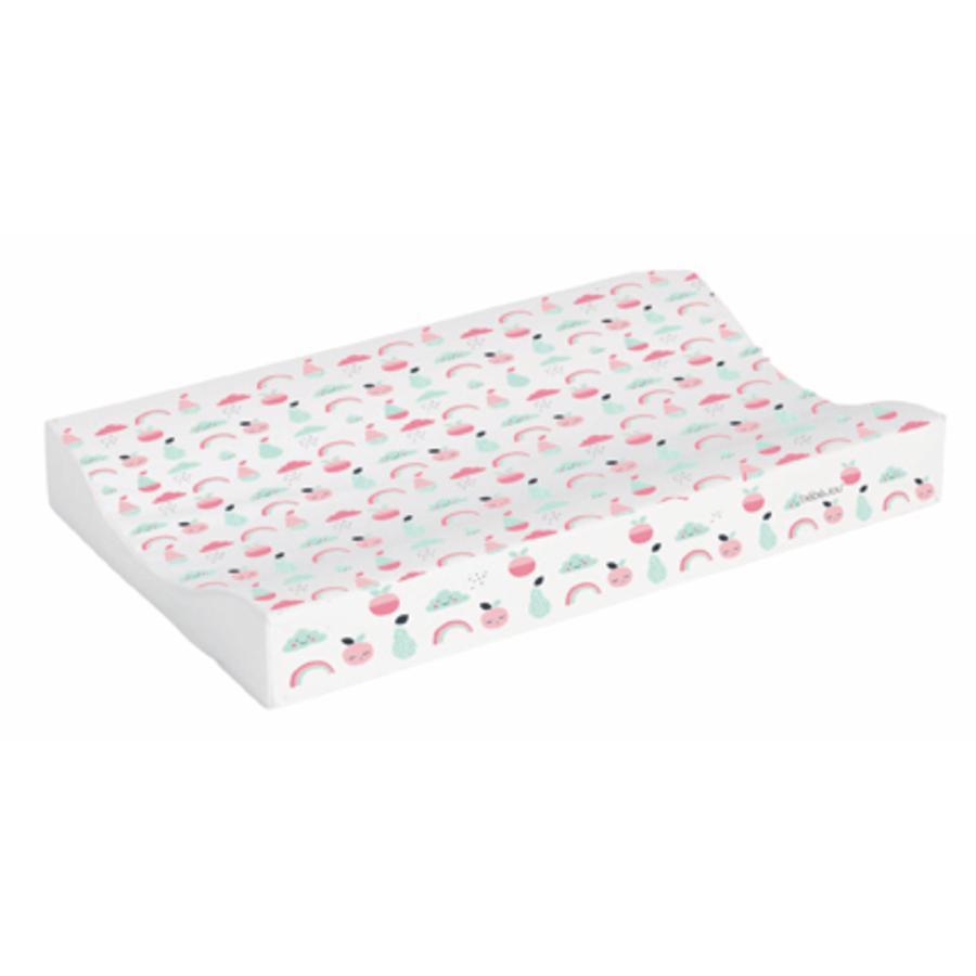 bébé-jou® Wickelauflagen Blush Baby 72 x 44 cm