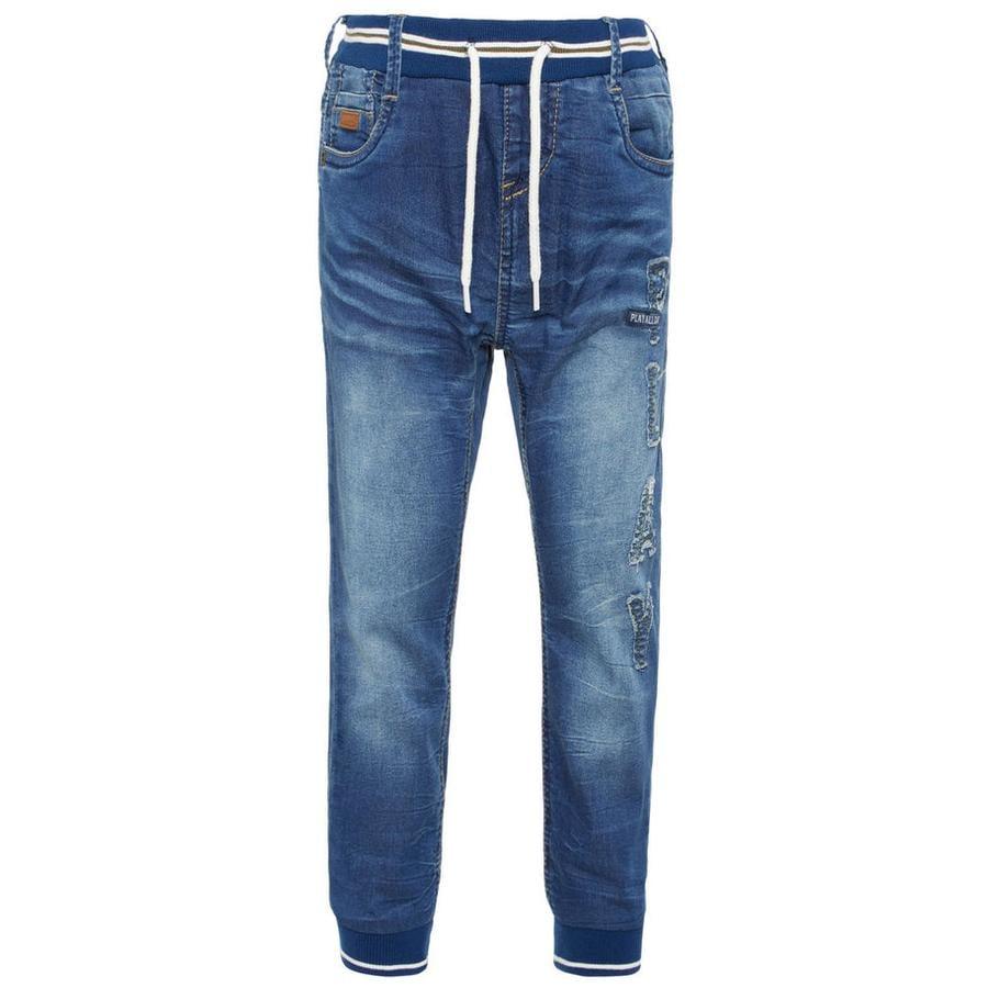 name it Boys Jeans Bob denim azul medio