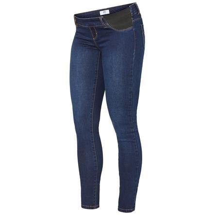 mama licious Jeans de maternité MLLOLA Bleu foncé en jean