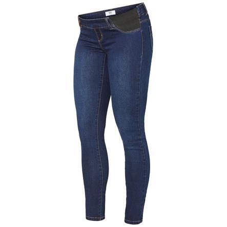 mama licious Jeans maternità MLLOLA Denim blu scuro MLLOLA Dark Blue Denim