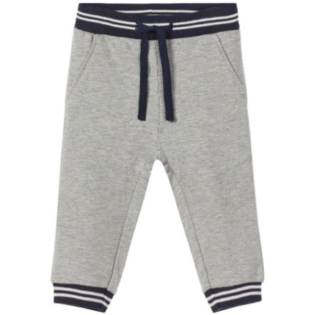 name it Boys Sweatpants Namik, grey melange