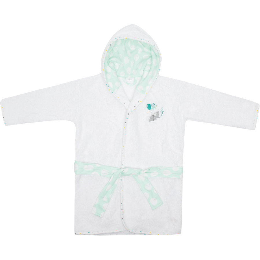 bébé-jou Peignoir de bain enfant Confetti Party T. 86/92