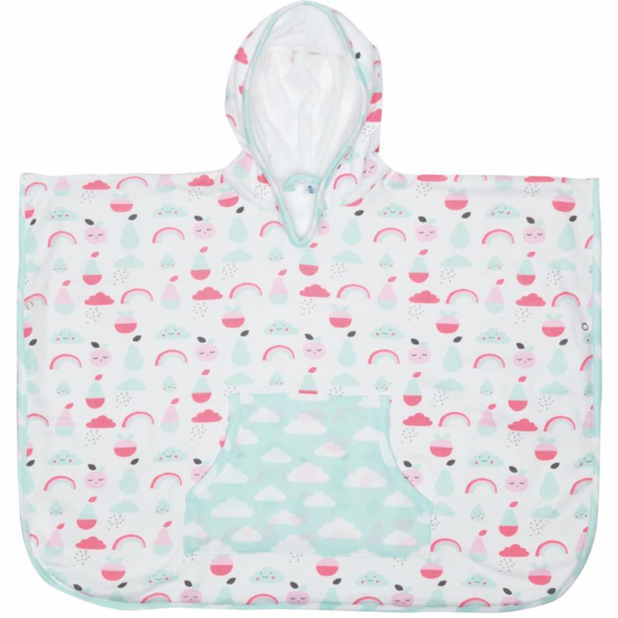 bébé-jou® Badponcho Blush Baby Maat 86/92