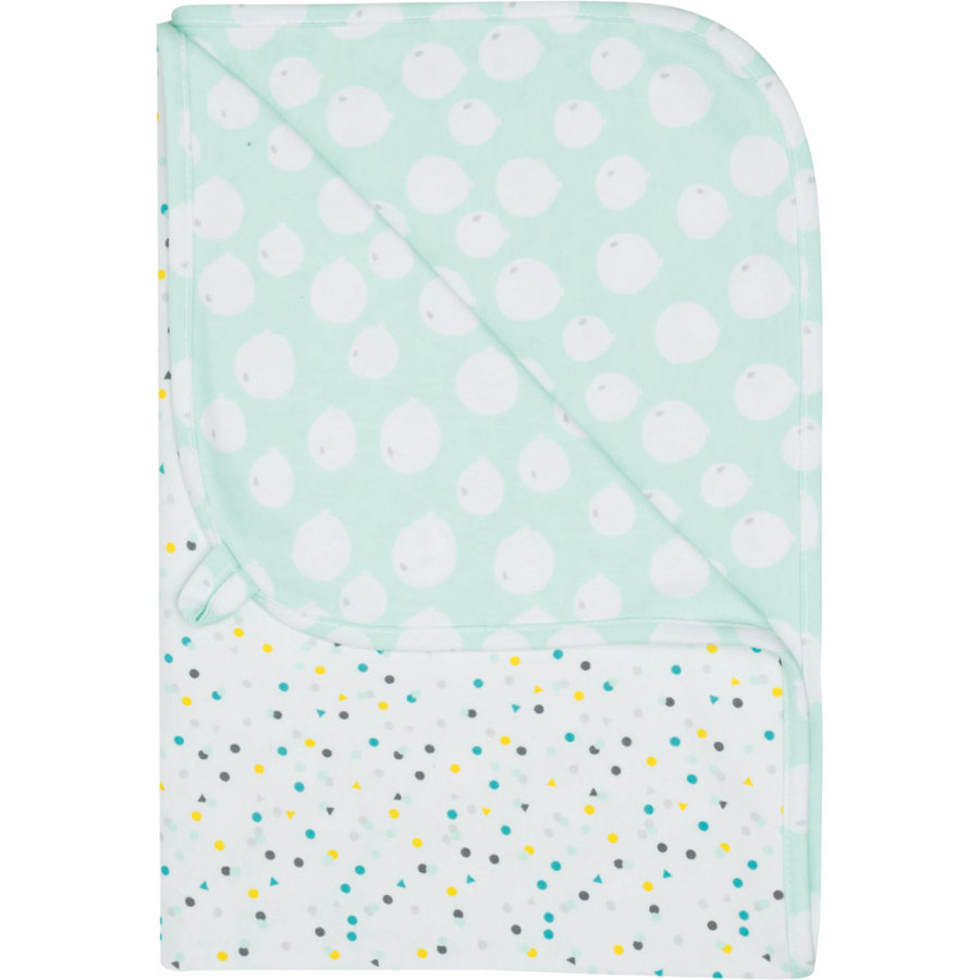 bébé jou® Manta de bebé multiusos Fiesta de confetti 100 x 75 cm