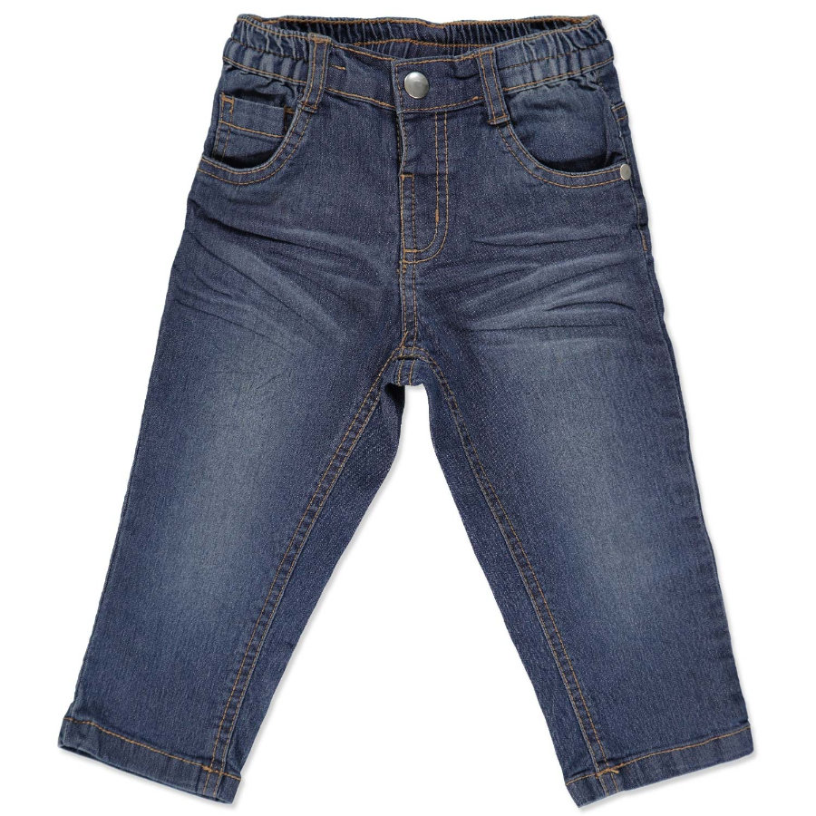 anna & tom Mini Boys Jeans Spodnie denim blue