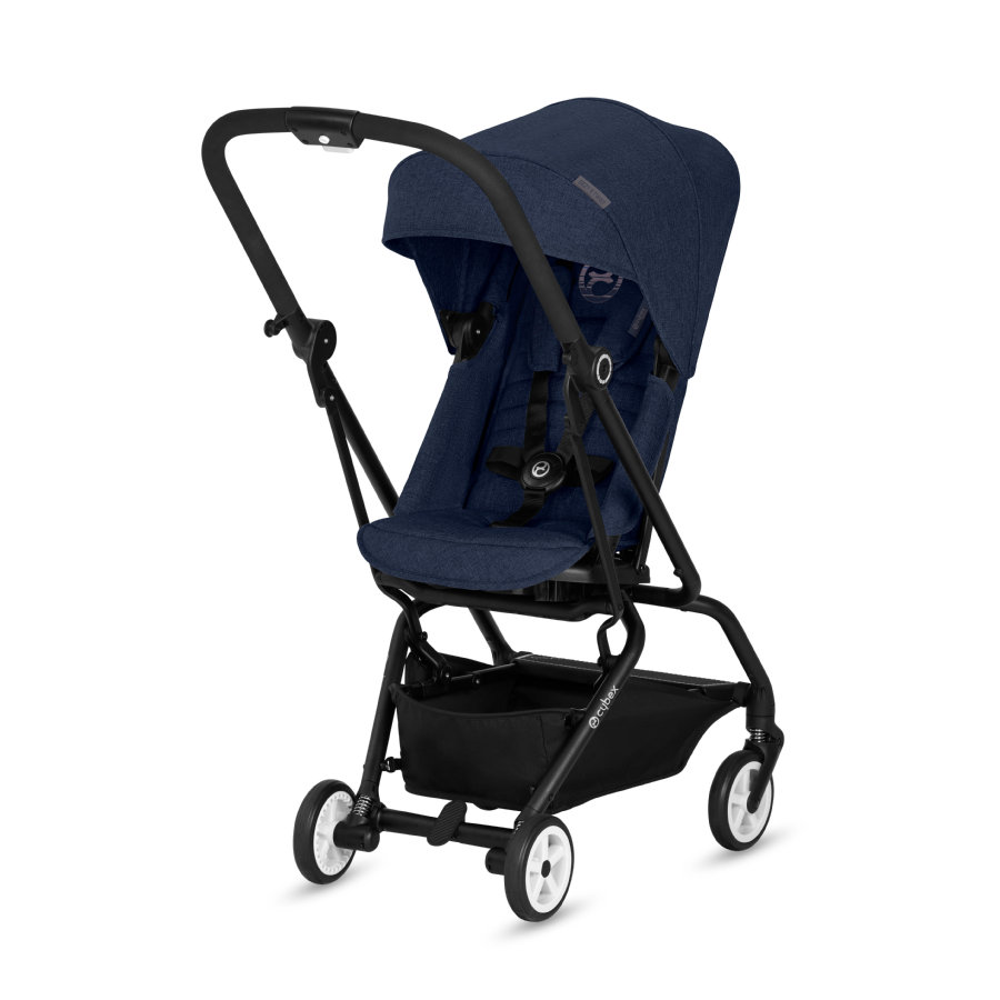 cybex GOLD Kinderwagen Eezy S Twist Denim Blue-blue