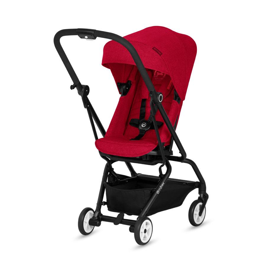 cybex GOLD Kinderwagen Eezy S Twist Rebel Red-red
