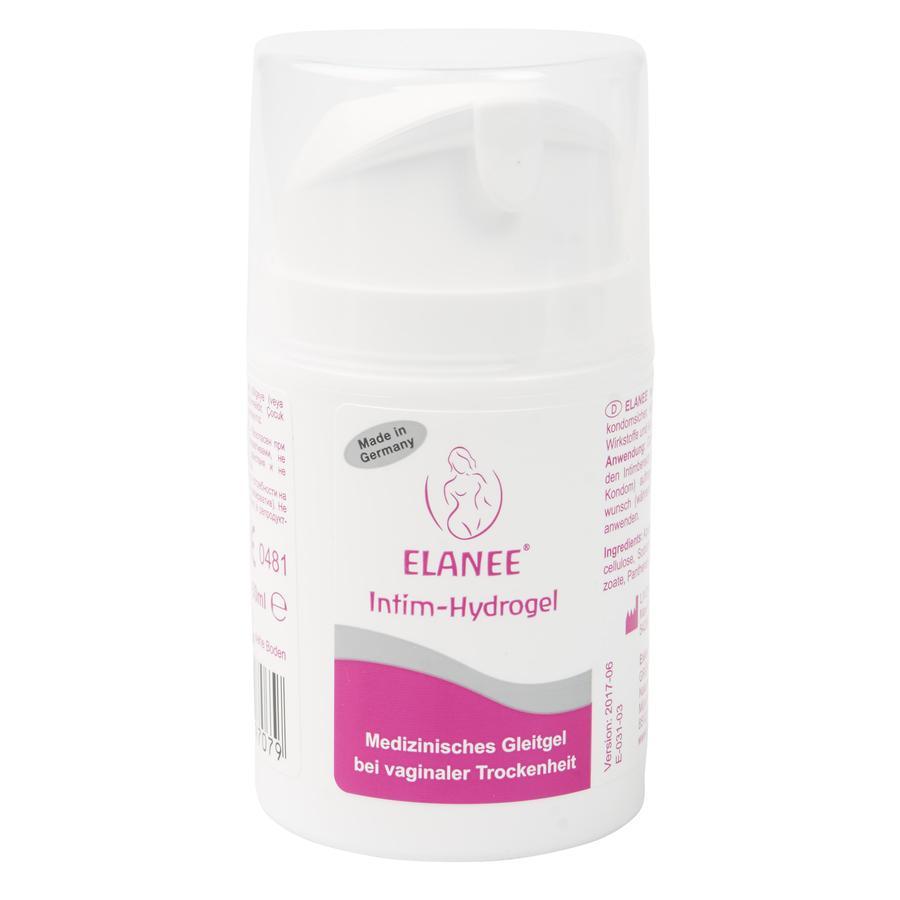ELANEE Lubrikační gel pro trénink pánevního dna 50 ml