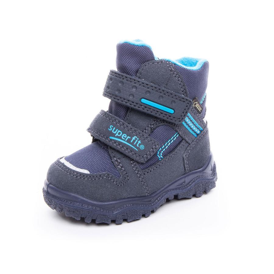 cheap for discount 92348 510f1 superfit Boys Stiefel Husky1 blau (mittel)