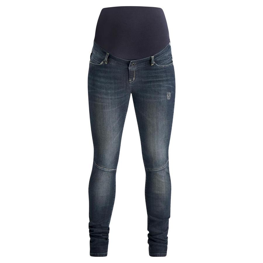 SUPERMOM gravid jeans Skinny Grey Blue