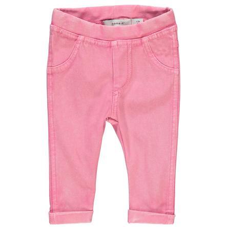 name it Girls Leggings Nejane bubblegum