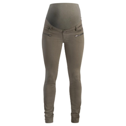 noppies Těhotenské kalhoty Lilian Army