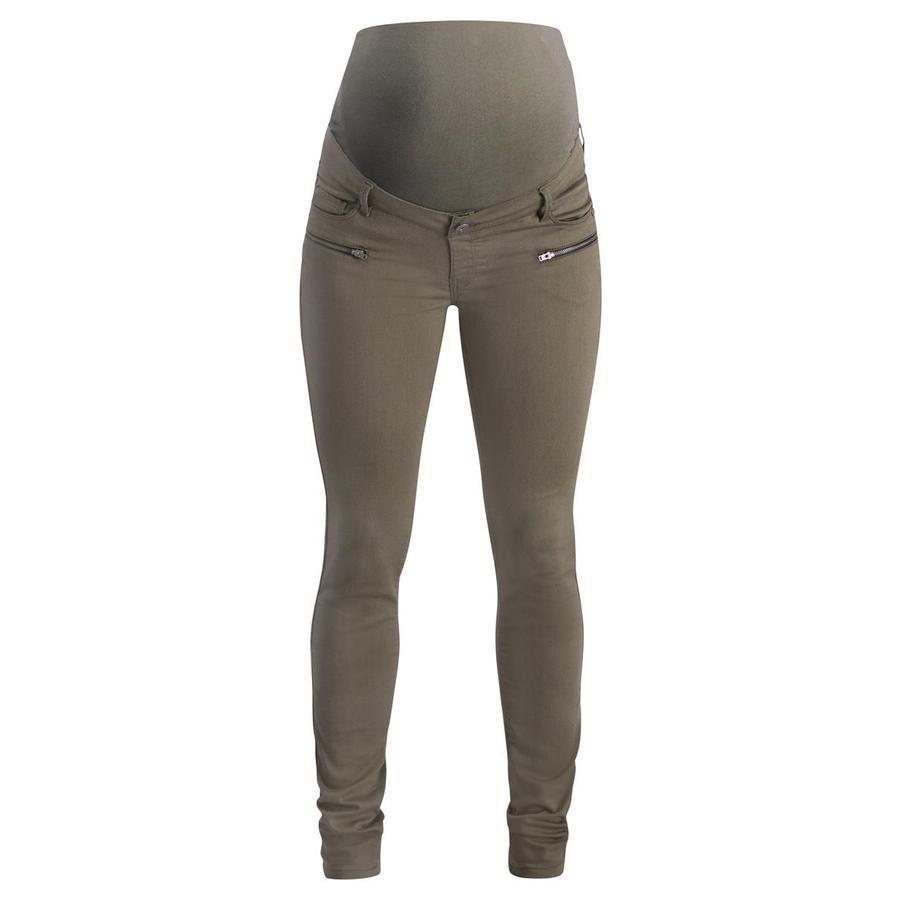 noppies Pantalones de maternidad Lilian Army