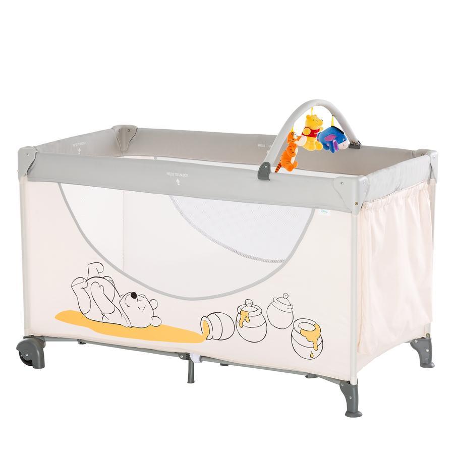 hauck cestovní postýlka Dream'n Play 2019 Go Pooh Cuddles