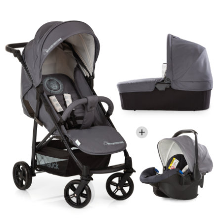 hauck Buggy Rapid 4X Plus Trioset Mickey Cool Vibes