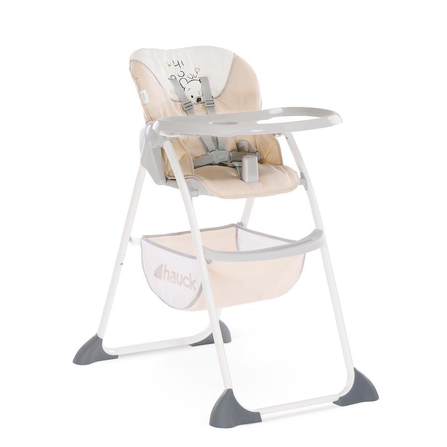 Hauck Sit N Fold 2019 jídelní židlička Pooh Cuddles