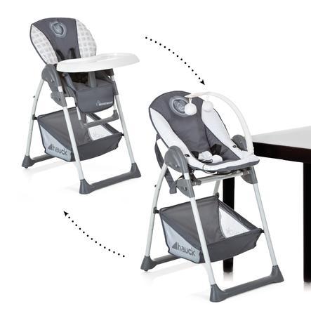 Hauck Sit´n Relax 2v1 2019 jídelní židlička Mickey Cool Vibes