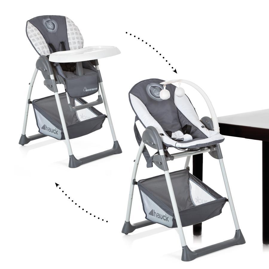 hauck Chaise haute bébé évolutive Sit'n Relax Mickey cool vibes