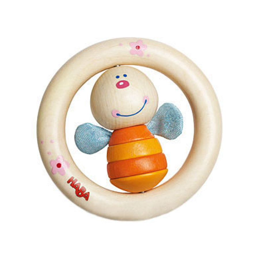 HABA Zoom Zoom Clutching Grasp Toy
