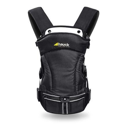 HAUCK Nosidełko turystyczne 3-Way-Carrier black