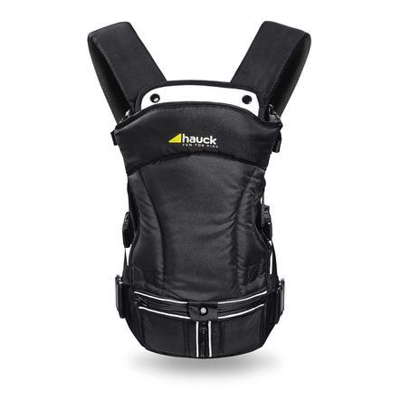 HAUCK Portabebés 3-Way-Carrier negro