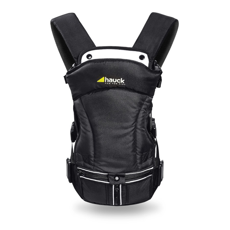 Hauck Bæresele 3-Way-Carrier black