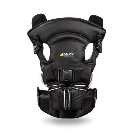 HAUCK Portabebés 4-Way-Carrier negro