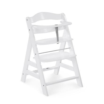 HAUCK Jídelní židlička Alpha Plus B white