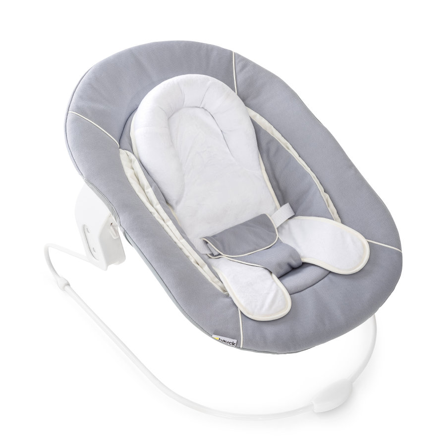 hauck Babyaufsatz Bouncer 2in1 Stretch Grey