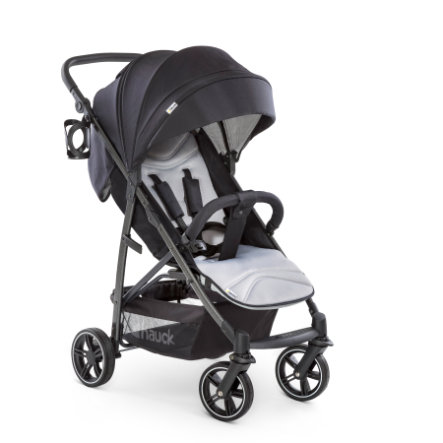 hauck Buggy Rapid 4 S Caviar/Silver