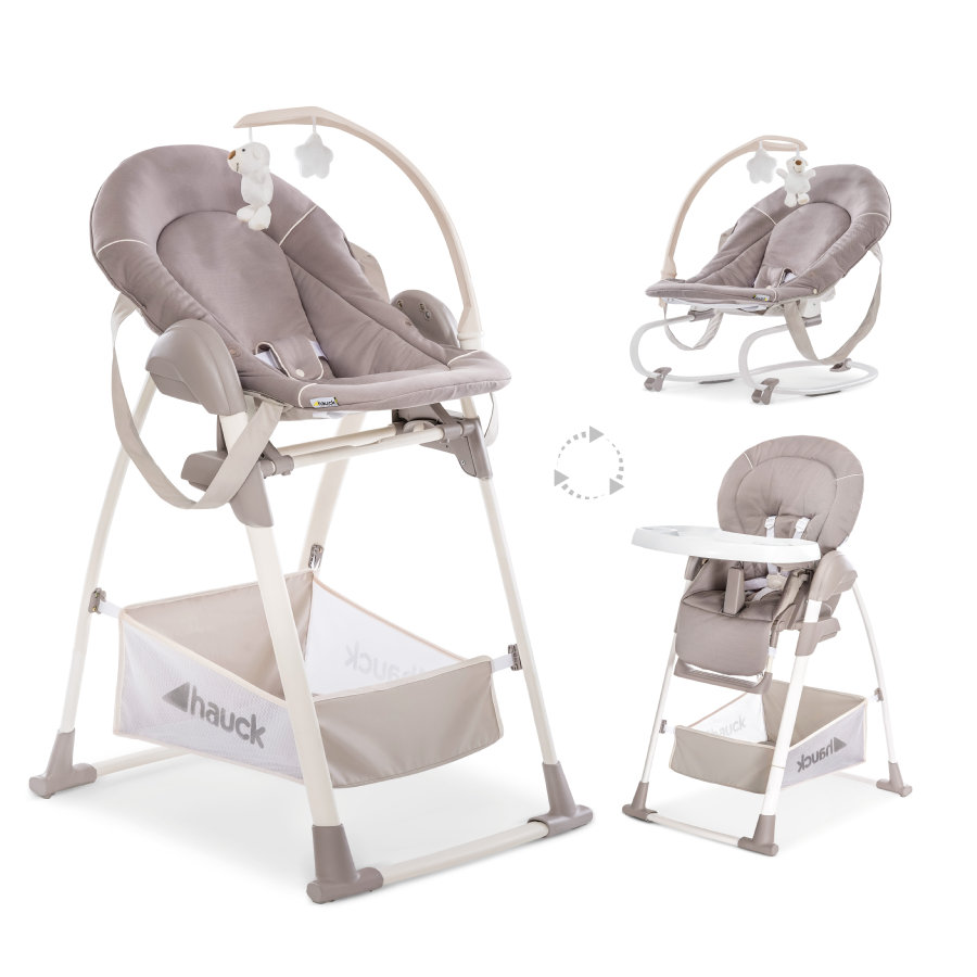 Hauck Sit´n Relax 3v1 2020 stretch beige