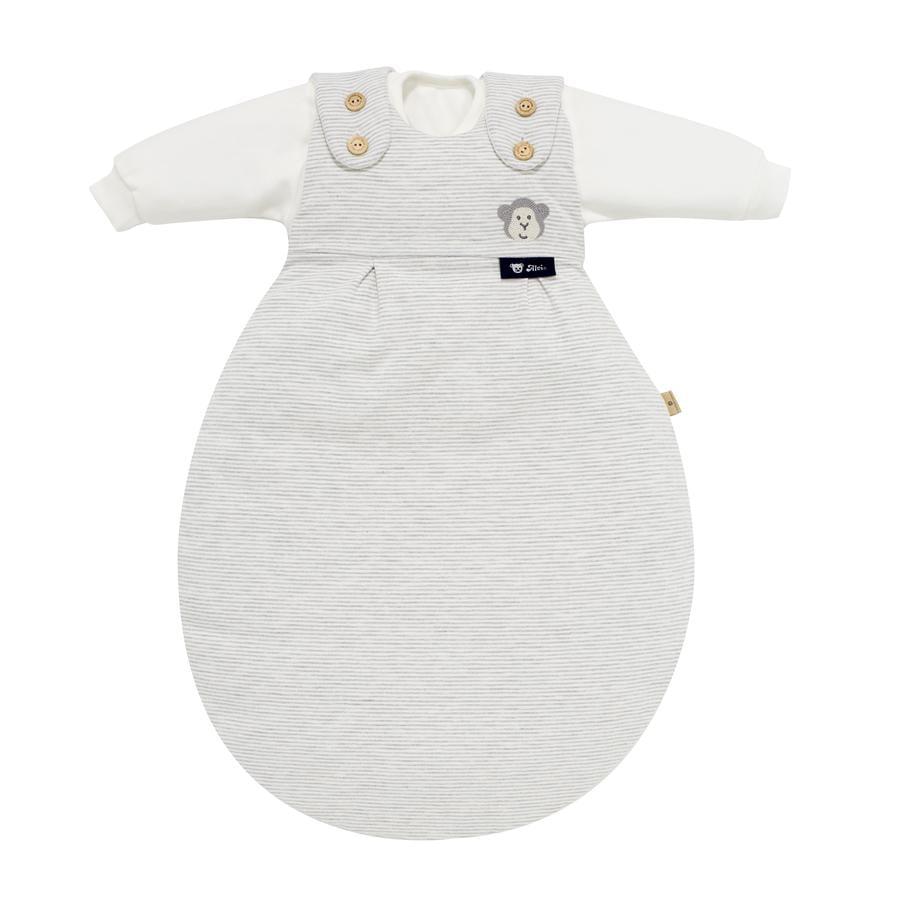 bellybutton de Alvi Saco de dormir Baby-Mäxchen® - El original 3 piezas - madre naturaleza