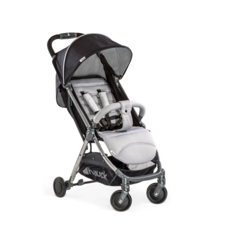 hauck Swift Plus 2019 Silver/Charcoal