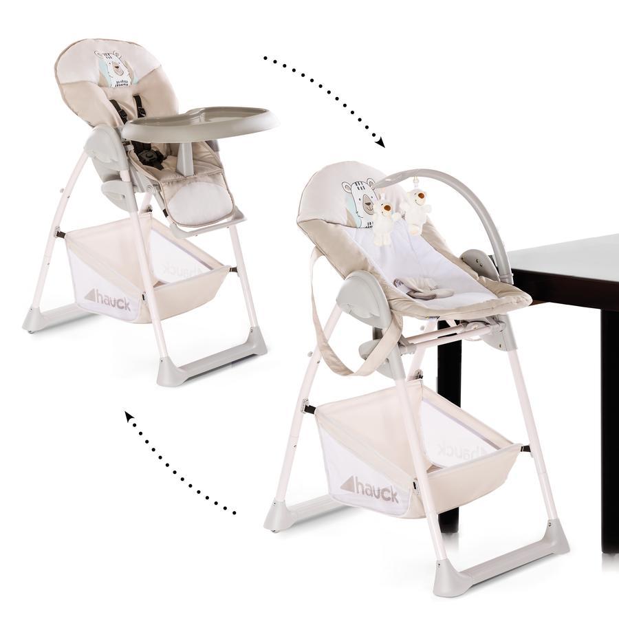 hauck Chaise haute enfant évolutive Sit'n Relax friend