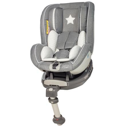 osann autostoel Jet Star - Grey by Sarah Harrison