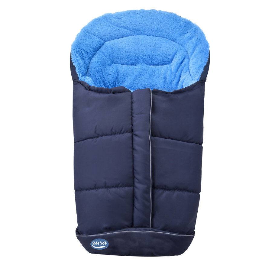 URRA Footmuff Romer Standard small navy/light blue