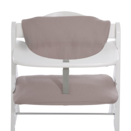 hauck Coussin d'assise chaise haute Deluxe Stretch beige