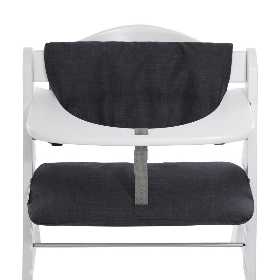 Hauck Potah DeLuxe 2019 na jídelní židličku Alpha Melange Charcoal