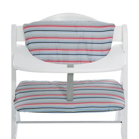 Hauck Potah DeLuxe 2019 na jídelní židličku Alpha Multi Stripe Grey